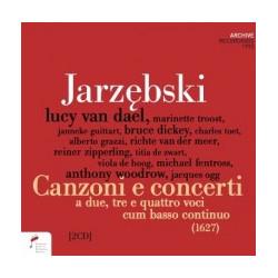 Jarzębski. Canzoni e concerti