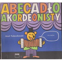 Abecadło akordeonisty Józef Fedyczkowski