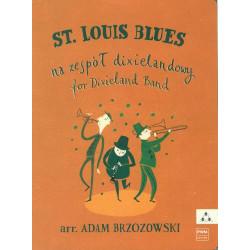 Adam Brzozowski  St. Louis Blues na zespół dixielandowy