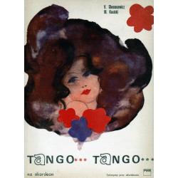 Tango,  tango  na akordeon  K.Chromacewicz, M. Kosicki