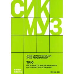 Khachaturian, A: Trio