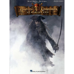 Pirates ot the Caribbean at world's end  Hans Zimmer Piano solo