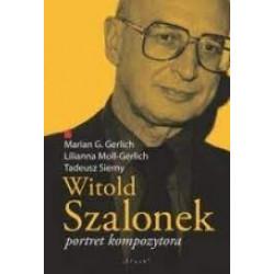 Witold Szalonek -  portret kompozytora Marian G.  Gerlich