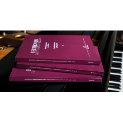 Complete Sonatas for Pianoforte. Beethoven
