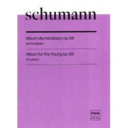 Album dla młodzieży op. 68 na fortepian Robert Schumann