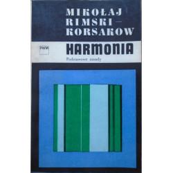 Harmonia Podstawowe zasady Mikołaj Rimski - Korsakow