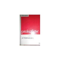 Autobiografia Sergiusz Prokofiew