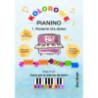 Kolorowe pianino 1 Piosenki dla dzieci Maja Dusik