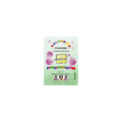 Kolorowe pianino 2 Piosenki dla dzieci