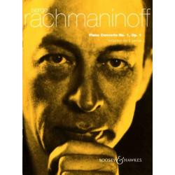 Piano Concerto no.1 Rachmaninov