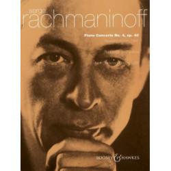 Piano Concerto no.4   Rachmaninov