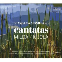 Cantatas Milda/Nijoła. Stanisław Moniuszko