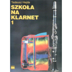 Szkoła na klarnet 1. Tadeusz Hejda.