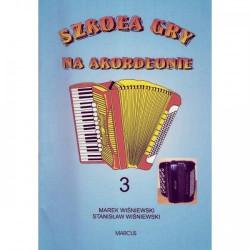 Szkoła gry na akordeonie 3.  Wiśniewscy