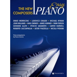 The New Composers /Easy Piano
