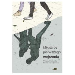 Miłość id pierwszewgo wejrzenia. Wisława Szymborska.
