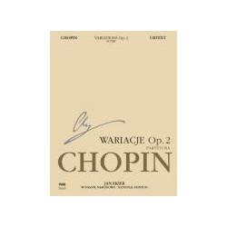 Wariacje op.2 WN,Fryderyk Chopin