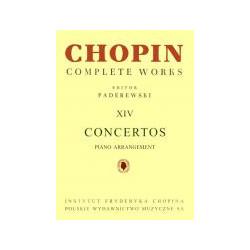 Koncerty fortepianowe, CW, Fryderyk Chopin