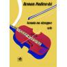 Sonata na skrzypce solo. Roman Padlewski