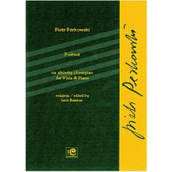 Poeme. Piotr Perkowski
