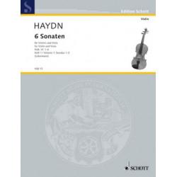6 Sonaten 1. Haydn